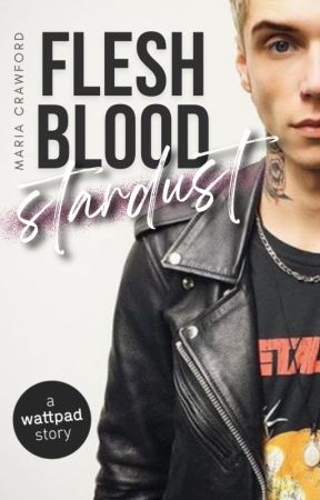 Flesh, Blood, and Stardust (Arrows & Anchors Book 3) by ReeReverie