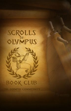 Scrolls of Olympus Book Club by OlympusWritingGroup