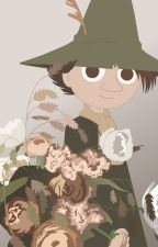 Gentle Smile {Snufkin x Fem Reader} by HashtagRoxy