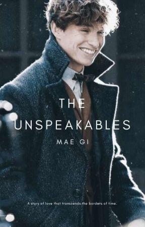 The Unspeakables  ||  N.Scamander by nutmeggu