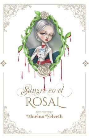 Sangre en el rosal by Velveth