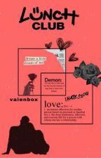 ♥ 𝐥𝐮𝐧𝐜𝐡 𝐜𝐥𝐮𝐛 + 𝐟𝐫𝐢𝐞𝐧𝐝𝐬 𝐨𝐧𝐞 𝐬𝐡𝐨𝐭𝐬 ♥ by valenbox