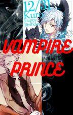 Vampire Prince by HiroIchimaru
