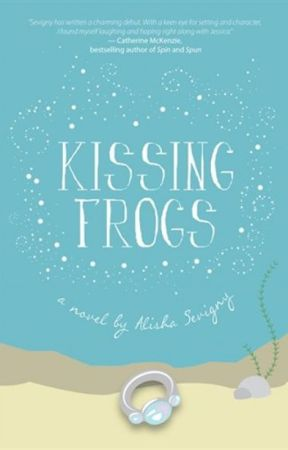 KISSING FROGS - Readers' Guide / Book Club Discussion Questions by alishasevigny