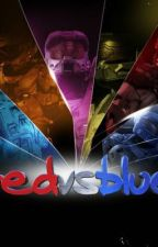 Red vs Blue (Male OC Insert) by Alpha423