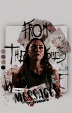messages ➞ the 100 by strxberrii