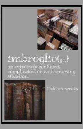 imbroglio   an Awareness Book To Talk About Social Concerns by bloom_writes