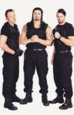 Hounds of Justice (WWE The Shield FanFic) by LouisaClear787