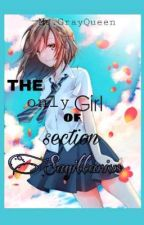 THE ONLY GIRL OF SECTION SAGITTARIUS by LadyGlaxy