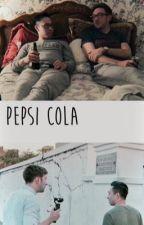 Pepsi cola ~ shyan  by pasteltinez