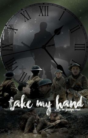 take my hand (we're in foreign land) by FaNgIrLaSfUcK