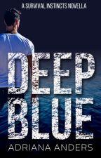 Deep Blue by AdrianaAnders