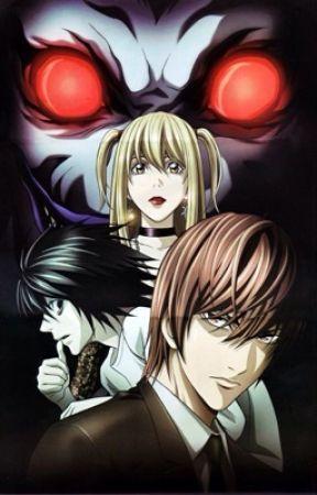In my eyes - a Death Note fanfiction by Kawaiinojutsu456