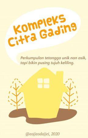 Citra Gading Cogan Sq (Day6) - Special Ramadhan 🕌 by eojjeodajjei