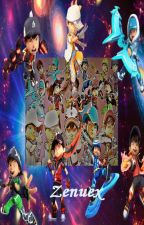 Boboiboy: The Superhero, the Superbrothers 3 ~ The Next Galaxy by Zenuex