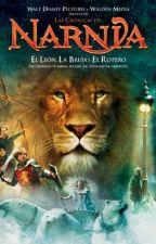 Las Crónicas de Narnia: El león, la bruja y el ropero - Edmund y ___ (Terminada) by LittleBritmiki