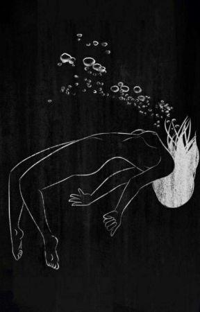 la douleur de mes maux. by Aphikyt