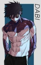 Dabi x Male!Reader [LEMON] [MPREG] by c411m3D4ddy