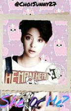 She or He?•Amber Liu y tú• Two Shot by ChoiSunny27