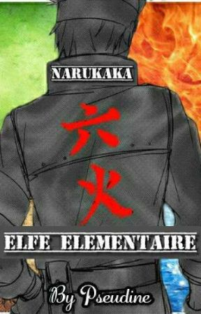 Narukaka : Elfe élémentaire by Pseudine