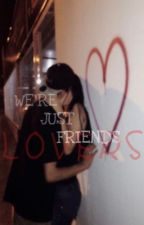 We're just friends | Mitchell Harper ♡ by luvfrommae