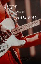 meet me in the hallway || hes by littlebearharry