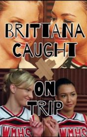 Brittana caught on trip by xBrittanaForeverx