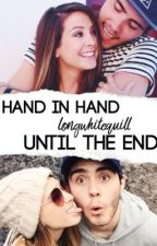 Hand In Hand untill The End // a Zalfie Fanfiction by longwhitequill