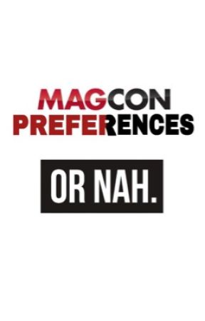 Magcon Preferences by lukesbubble