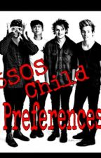 5sos Child Preferences by Thecurlycupcakes