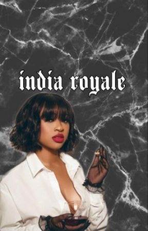 India Royale  by _Deseanswife