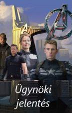 ~¤ Ügynöki jelentés¤~//Avengers// ¡¡SZÜNETEL!! by SraDringDobczy