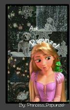 *°Ask Rapunzel°* by Princess_Rapunzel-