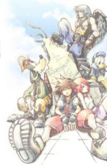 Fullmetal Hearts (Sora and Kairi Forever)