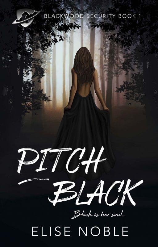 Pitch Black by EliseNoble