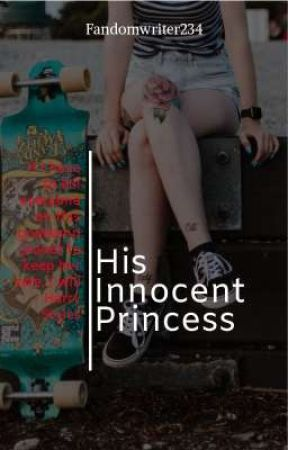 His Innocent Princess || H.S & A.G by FandomWriter234