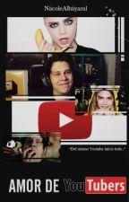 Amor de youtubers(Rubius y tu) by Perfectscrexmau
