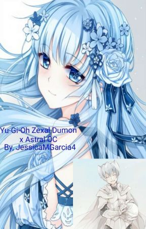 Yu-Gi-Oh Zexal Dumon x Astral OC by JessicaMGarcia4