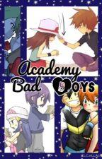 Academy Bad Boys by MayDreamer1