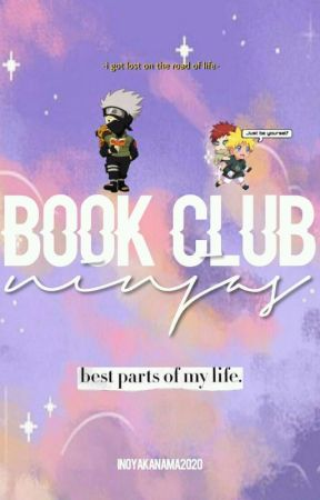 Book Club Ninjas by InoYamanaka2020