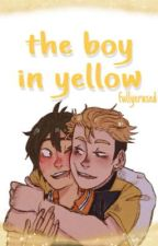 the boy in yellow • teruyama by FullyErased