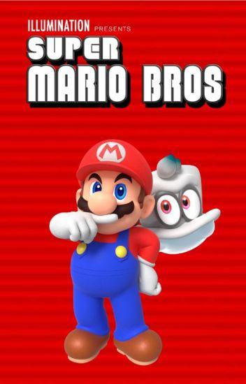 Illumination Presents Super Mario Bros Not Real David Hanon