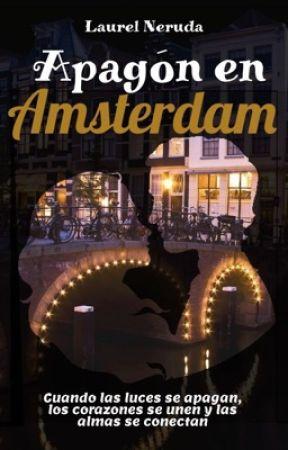 Apagón en Amsterdam © ️ by laurelneruda