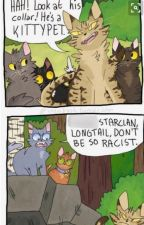 Incorrect Warrior Cats Quotes by NightlyWolfy