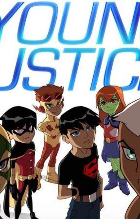 Phantom (Young Justice FF) by Wonderland_Freakshow
