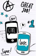 Ctrl + Love. { Long-fic | Wigetta } by Nanabtz