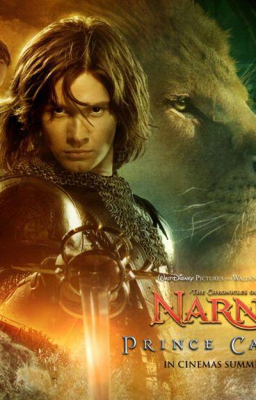 Las Crónicas de Narnia: El Príncipe Caspian - Edmund y _______