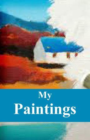 My paintings by AnjanaKsKs