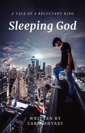 Sleeping God by carocahyadi
