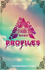 Produce Camp 2020 profiles  by sodiumforsaltytimes